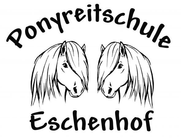 Logo Ponyreitschule Eschenhof